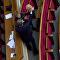 Des parlementaires ukrainiens se battent pour des biscottes