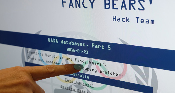 Fancy Bears release fifth part of hacked WADA database