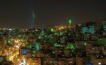 Amman, la capital de Jordania