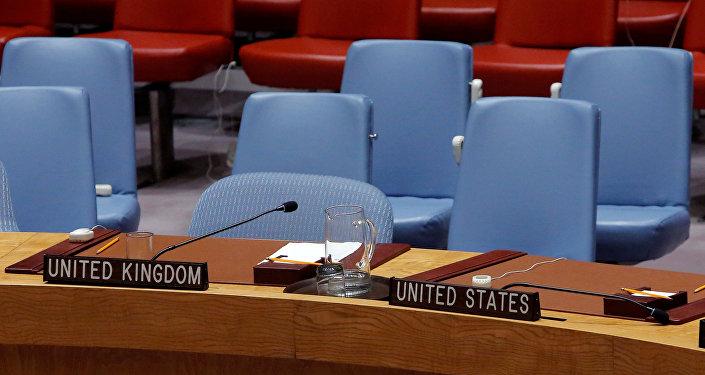 Démarche à l'Onu: les pays initiateurs de la réunion quittent la salle