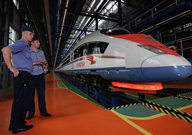 Swissrail et les Chemins de fer russes signent un accord de coopération technique