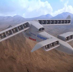 Aéronef à décollage et atterrissage vertical (ADAV, ou VTOL en anglais, de Vertical Take-off and Landing aircraft)