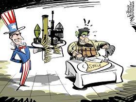 Commandant d'al-Nosra: «les USA sont de notre côté»