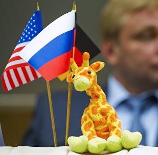 Payer les Américains pour qu'ils se familiarisent avec la Russie