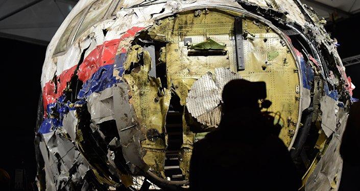Écrasement du vol MH17: le missile provenait de la Russie