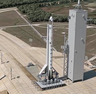 La fusée Falcon 9 de SpaceX