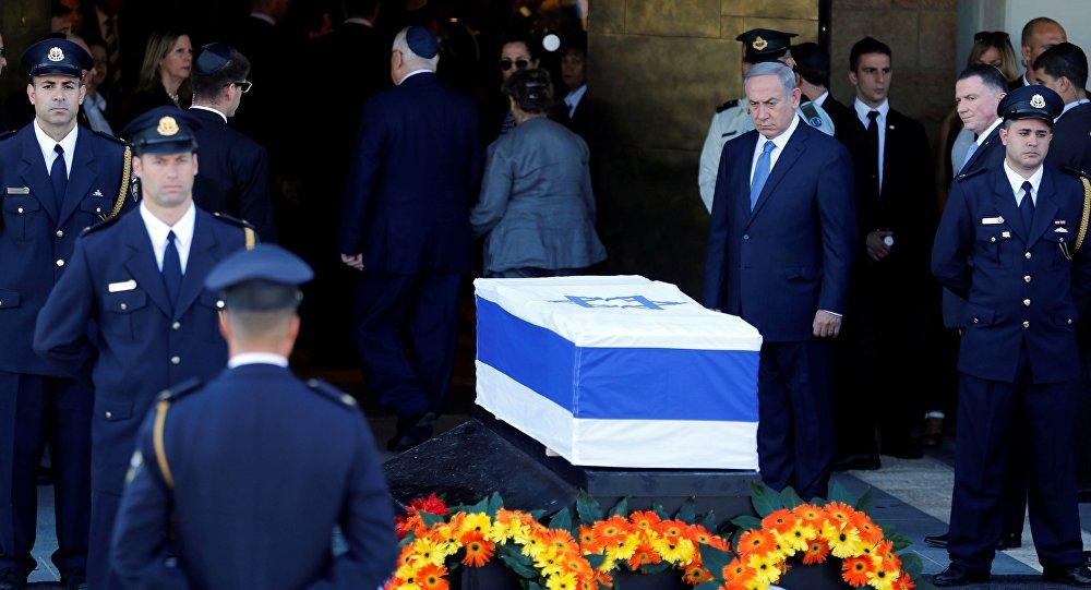 Israël se recueille sur la dépouille de Peres