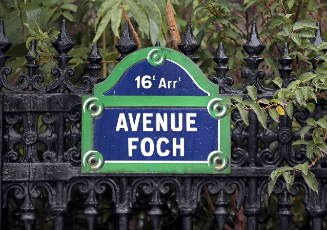 avenue Foch, Paris