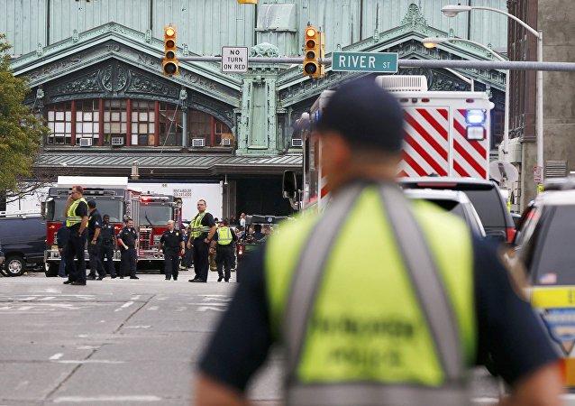 L'accident de train jeudi en banlieue de New York
