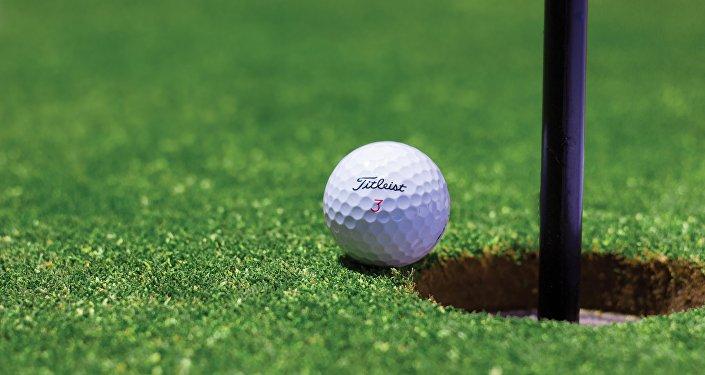 Terrain de golf