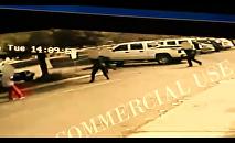 La police US publie la vidéo du meurtre d'un afro-américain désarmé