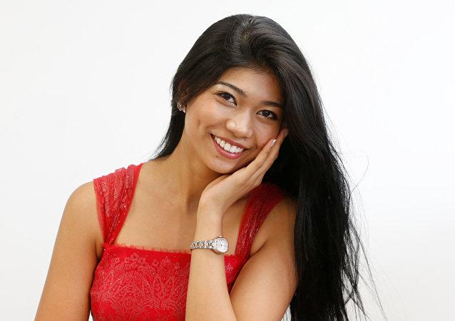 Miss Japon 2016: la Russie est un pays immense comme la beauté