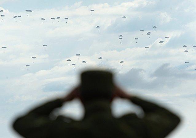exercices pour les commandos russes