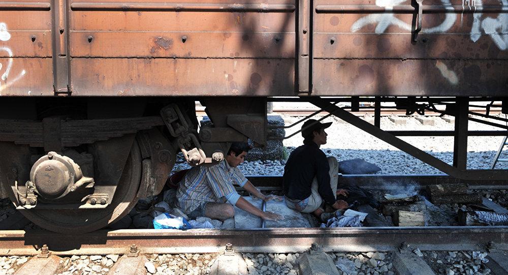 Des migrants mettent leur vie en danger pour rallier l'Europe occidentale