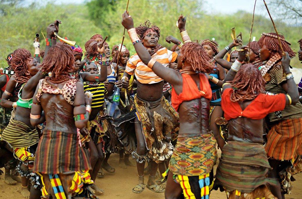 Les anciennes tribus d'Ethiopie en voie de disparition