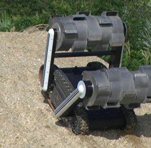 un rover pour prélever des minéraux sur Mars