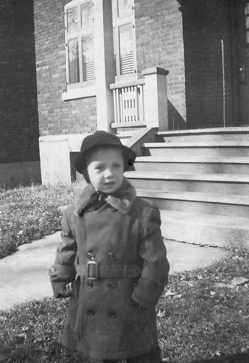 Harold Rosenberg vers 1955