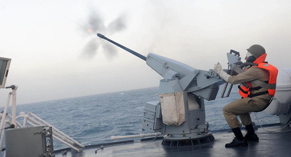 Destroyer Jamaran de la marine iranienne