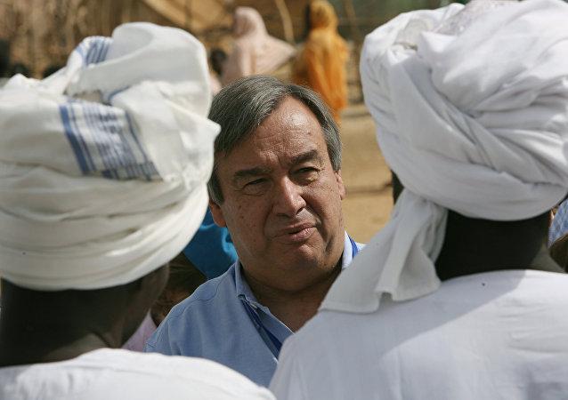 Antonio Gueterres