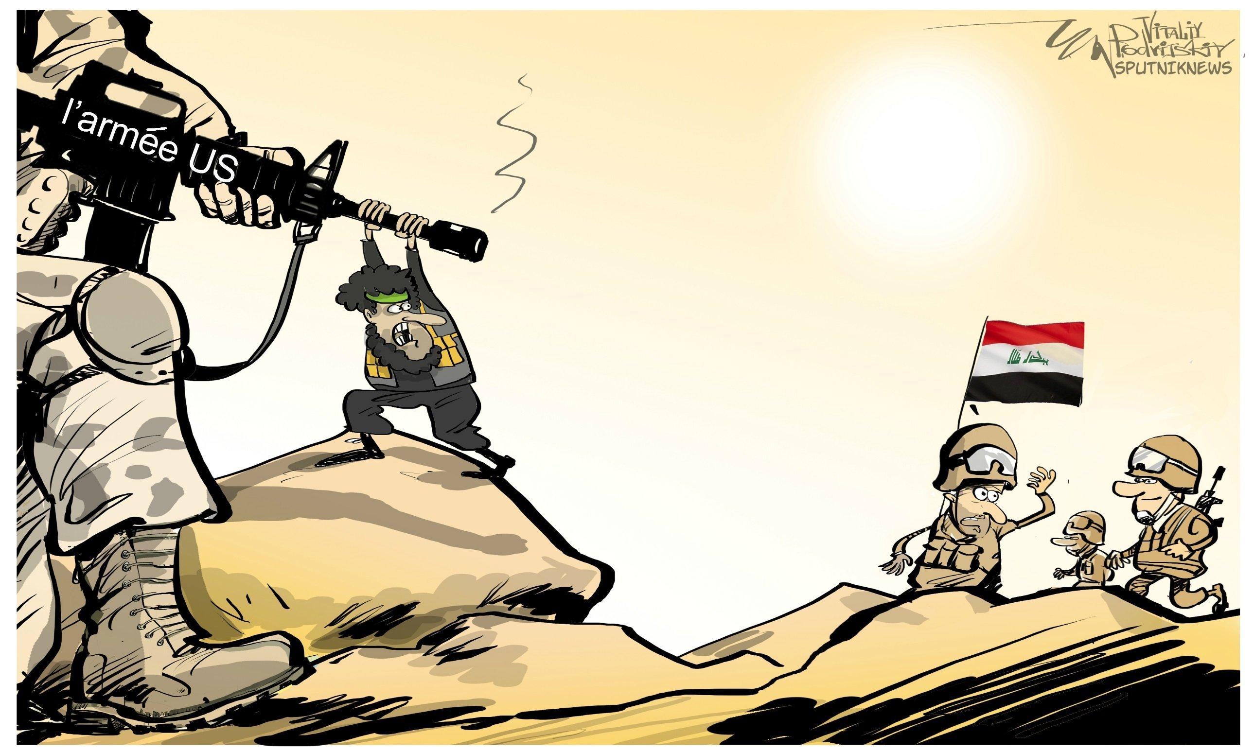 Irak: 21 combattants progouvernementaux tués dans un raid US