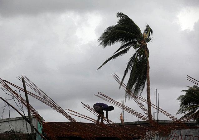L'ouragan Matthew