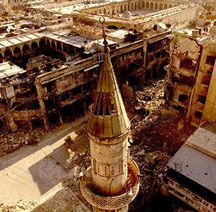 L'est d'Alep