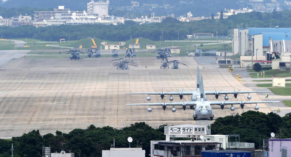 Base US à Okinawa
