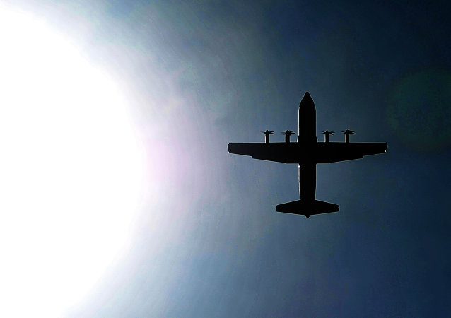 Un Hercules C-130J