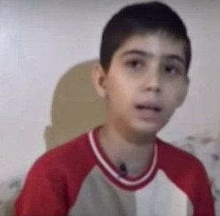 Témoignage d'un jeune syrien