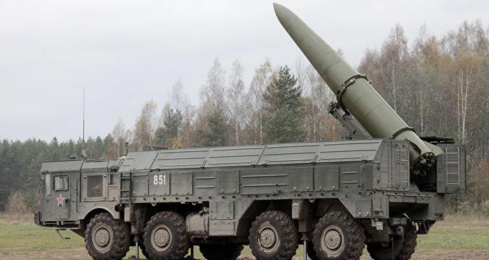 des missiles Iskander-M