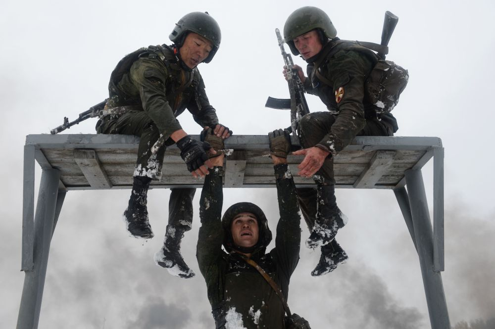 Comment est sélectionnée la «crème» des forces spéciales russes