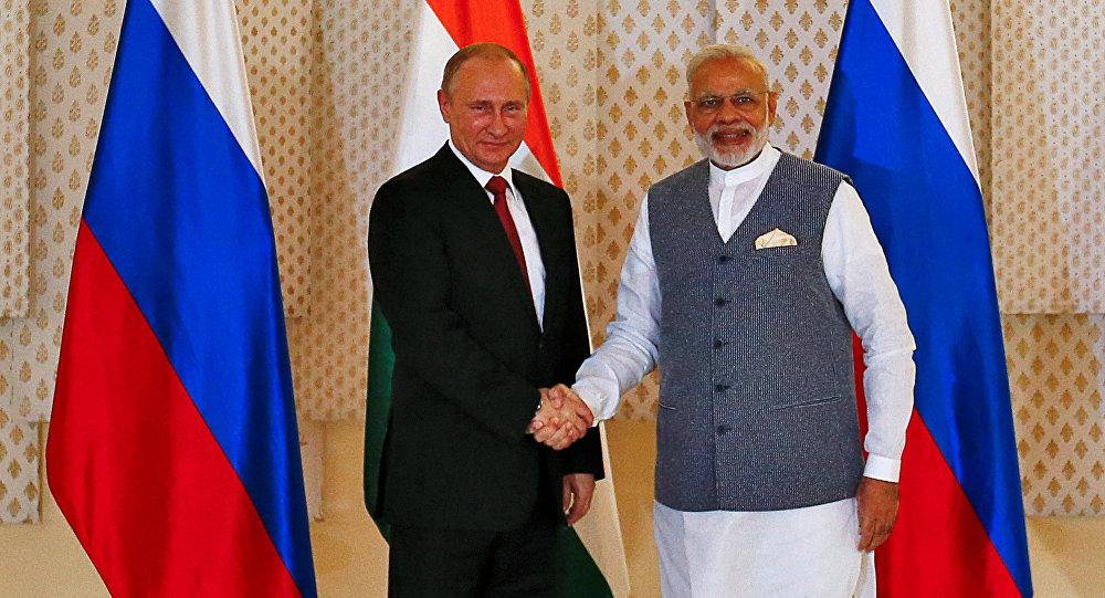 M. Poutine et M. Modi