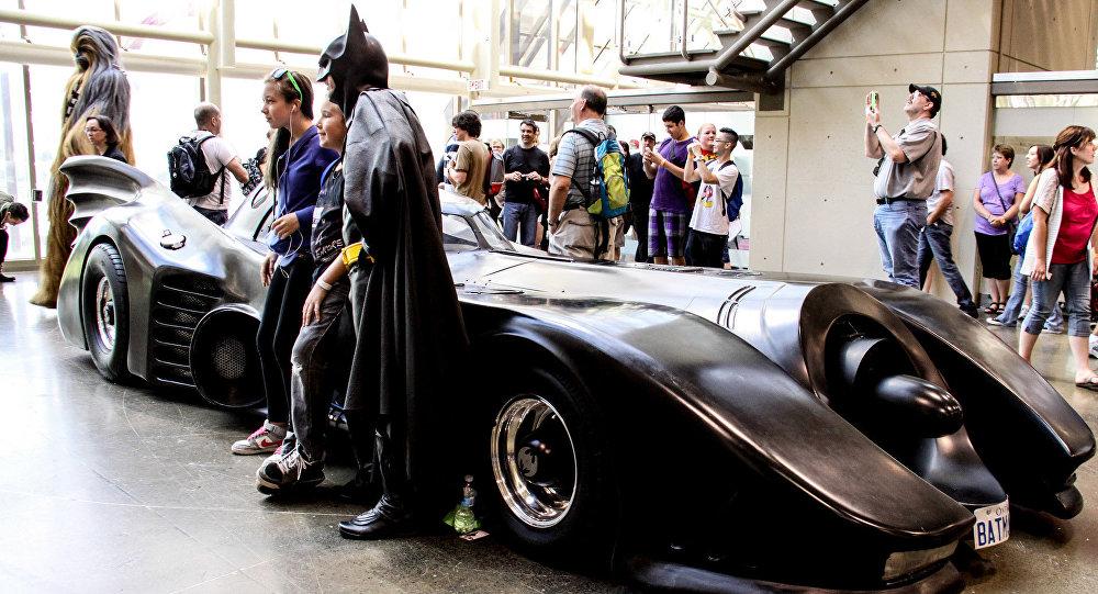 Le Batmobile