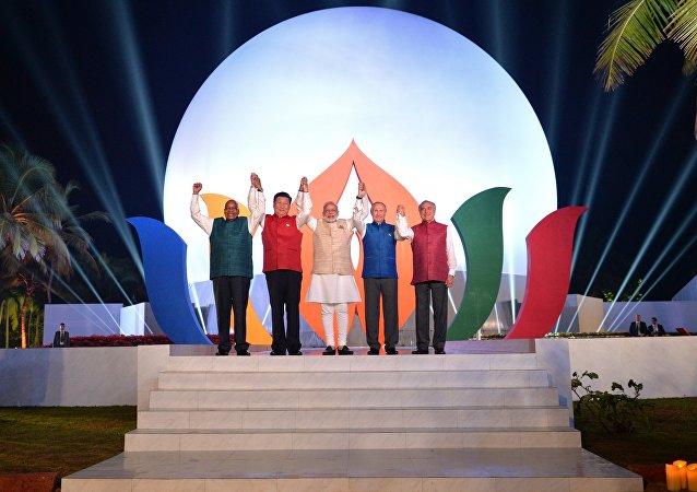 Le sommet des BRICS à Goa