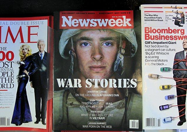le magazine Newsweek