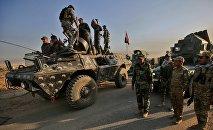 Offensive des forces irakiennes sur Mossoul