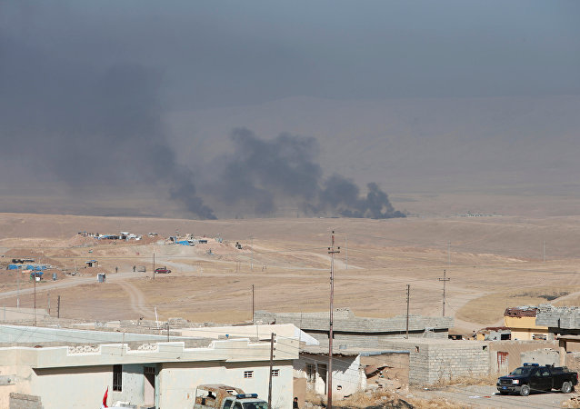 Offensive de Mossoul