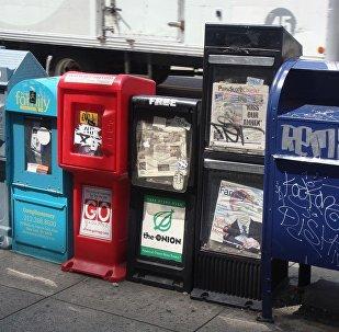 Journaux américains