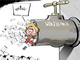 Campagne de Clinton: WikiLeaks tire une nouvelle salve