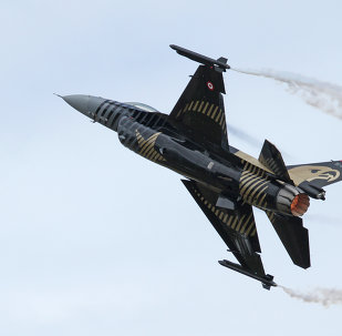 F-16C turc