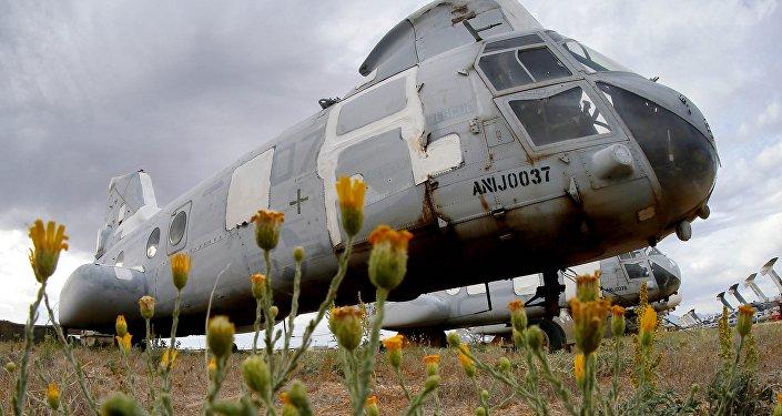 Le cimetière d'avions de la base aérienne de Davis-Monthan dans l'Arizona
