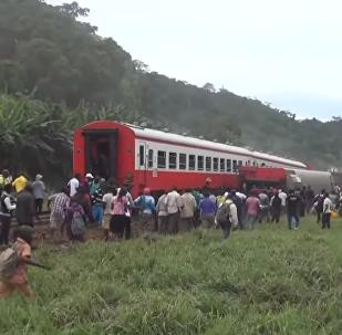 Cameroun: 53 morts dans le déraillement d'un train