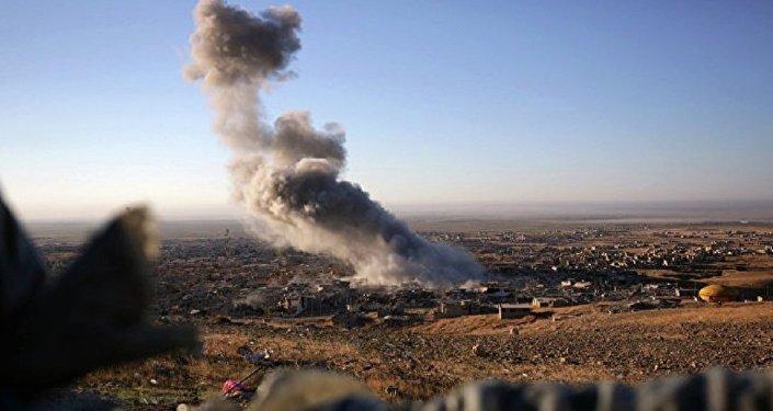La coalition US doute du lien entre ses frappes et des «victimes présumées» en Irak