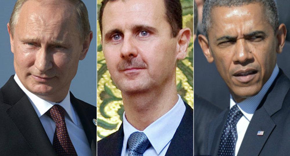 Le meurtre de Bachar el-Assad au programme du Congrès US