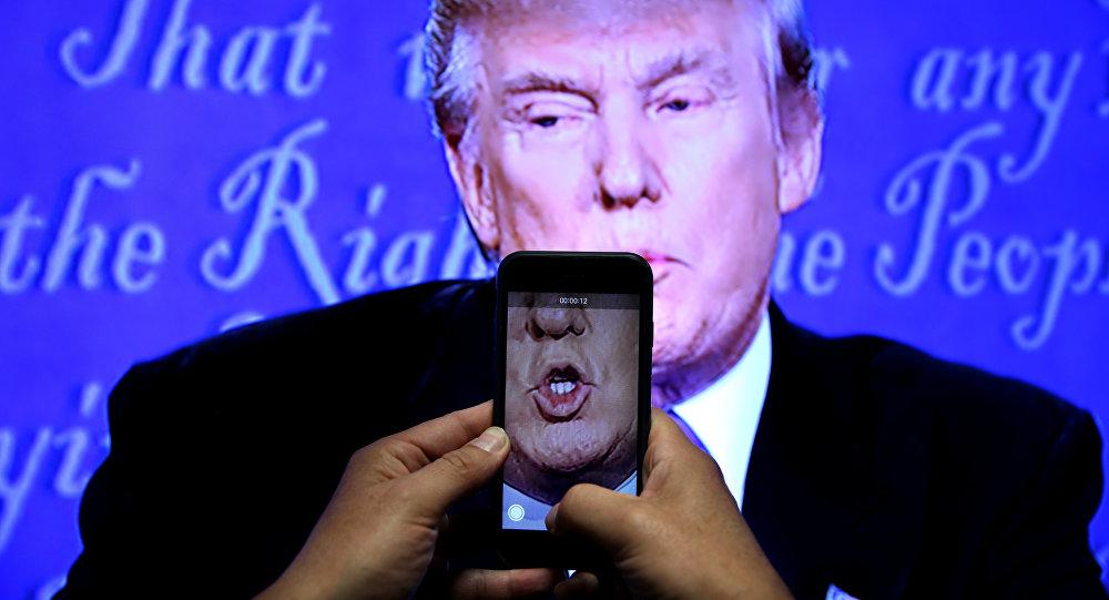 L'image de Donald Trump