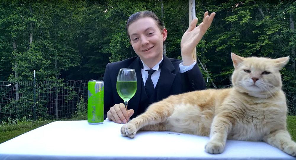 Ce YouTubeur cartonne avec ses critiques culinaires stylées et à saveur surréaliste