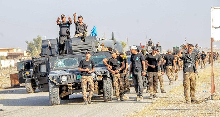 Les djihadistes plient près de Mossoul face aux Kurdes yézidis