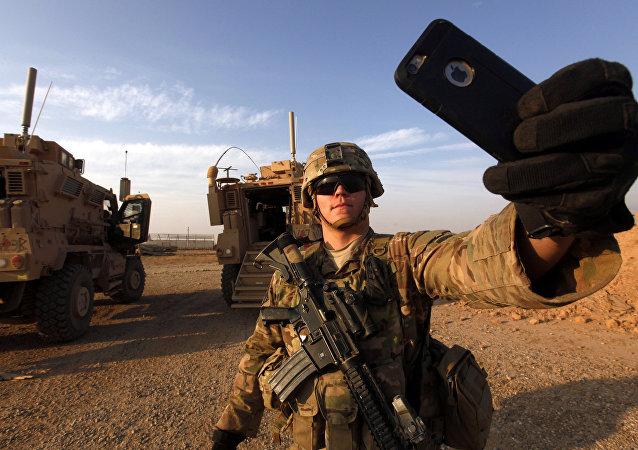 l'armée US