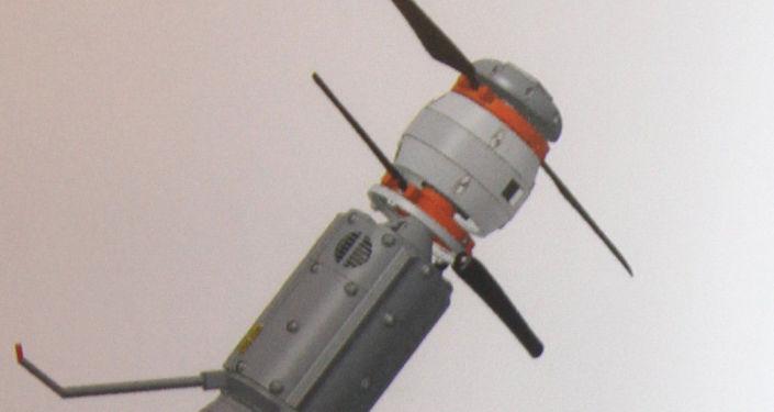 Un prototype de drone de renseignement