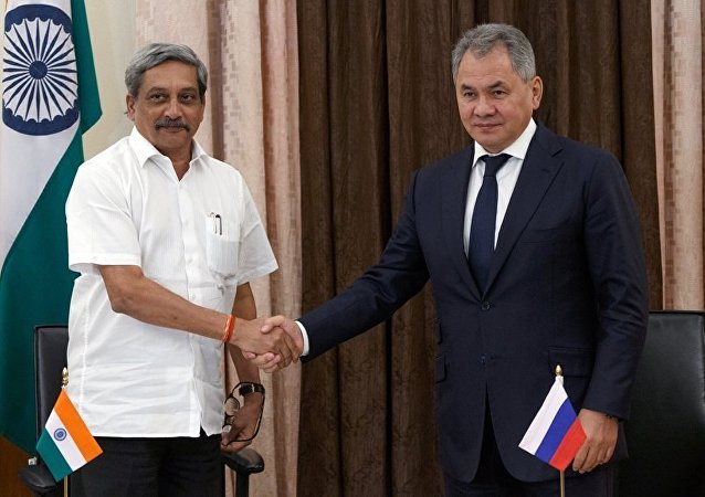 Les pourparlers russo-indiens